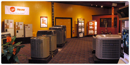 Trane Air Conditioners Amp Heat Pumps New System Sales By